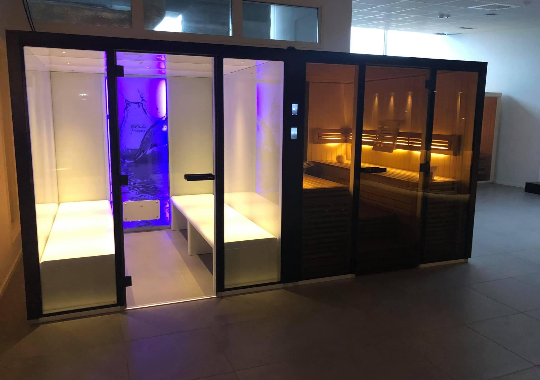 TyloHelo Panacea Steam Room & Sauna
