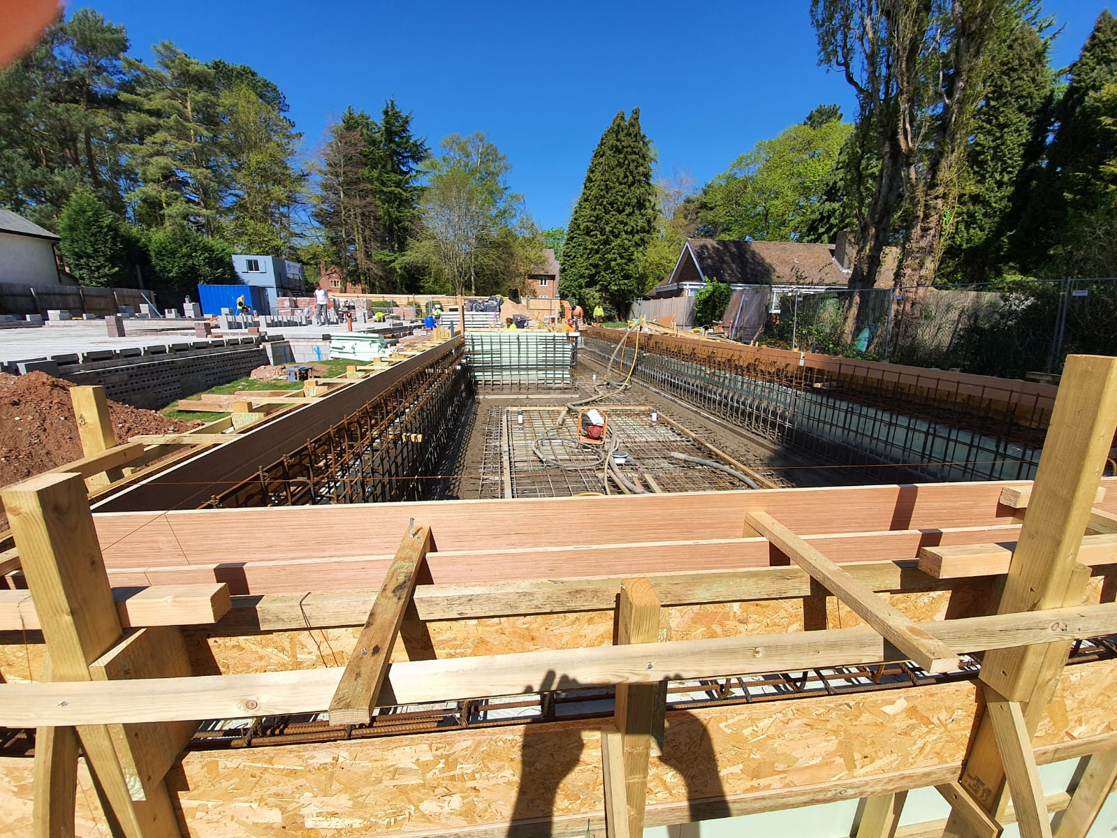 Shuttering in Place