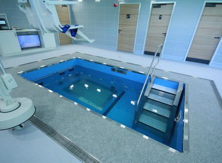 Our Recent Hydroworx Pool Build