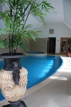 Indoor Deck Level Swimming Pool