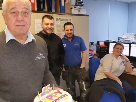 Happy 70th Birthday Boss!!