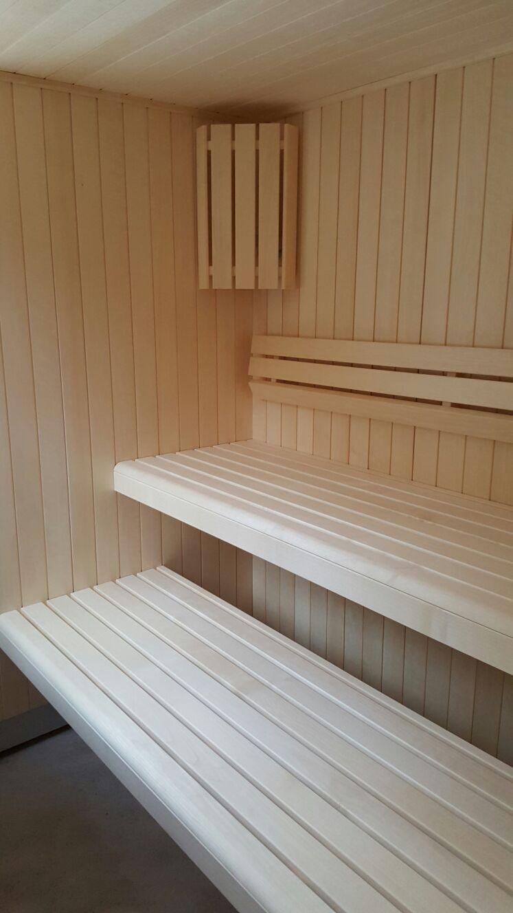 TyloHelo Sauna