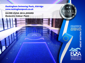2016 EUSA Award Winning Pool