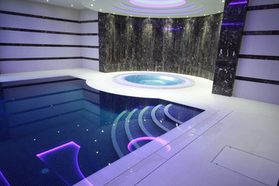Private Indoor Pool & Spa