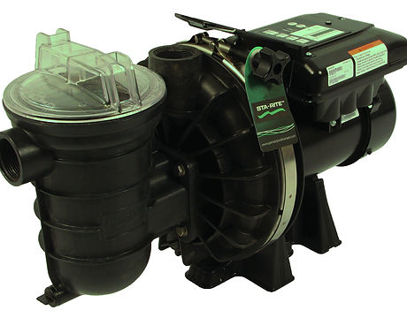 Variable Speed Filtration Pump
