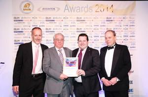 SPATA Awards 2014 - Rockingham Swimming Pools - GOLD Sustainability Award