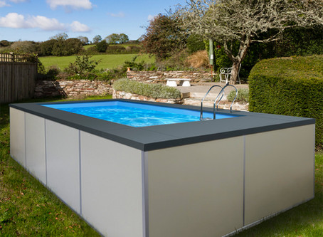 Want a Pool in a Hurry? Then consider our HeatForm Panel Pools
