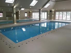 Indoor Freeboard Pool