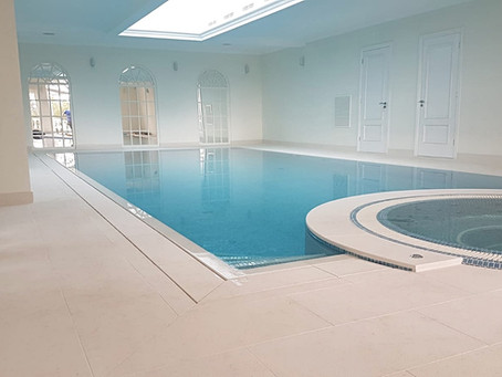 Our Recent Pool & Spa Build
