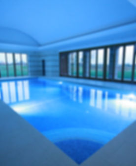 Indoor Domestic Swimming Pool