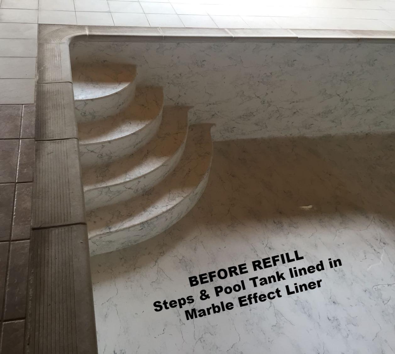Steps overlined