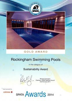 SPATA Gold Award