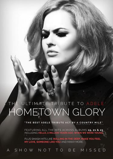 Adele Tribute Act - www.mjemanagement.com