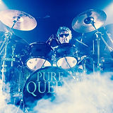 Drummer for Pure Queen