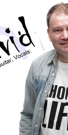 David - Lead Guitar, Vocals