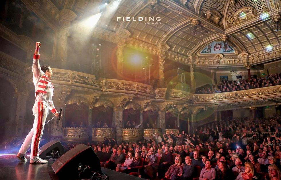 Pure Queen - Theatre Live