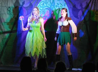 Jack and Fairy Greenbean