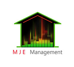 MJE Management logo - the home of talent