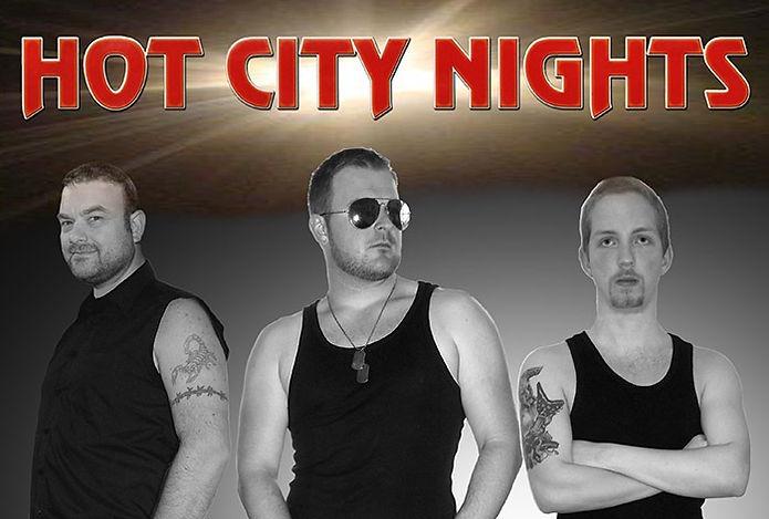 Hot City Nights trio