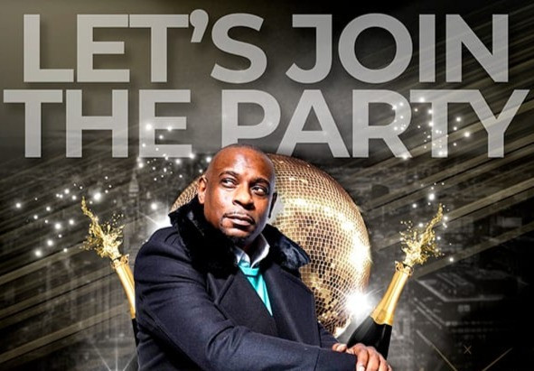Glen Franklin's single - Let's Join The Party
