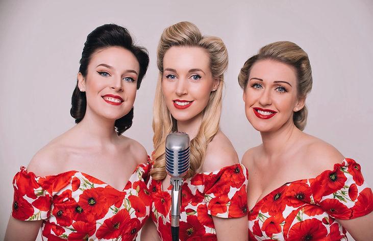 Poppy Dresses Studio - The Bluebird Belles
