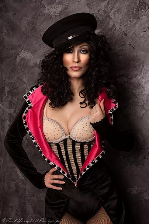 Cher Modern look