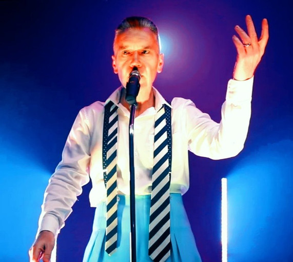 David Bowie Tribute Act-www.mjemanagement.com