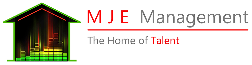 MJE Management logo and text
