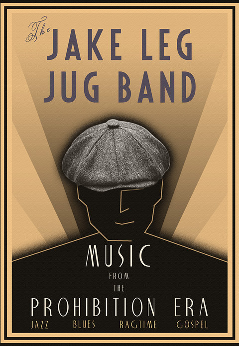 Jake Leg Jug Band Poster