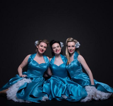 The Bluebird Belles - Photoshoot