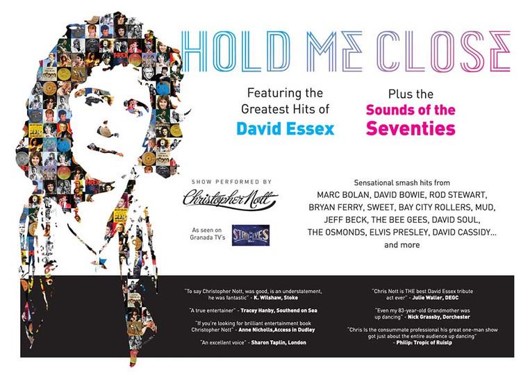 David Essex Tribute - Christopher Nott
