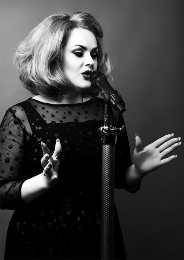 UKs Number 1 tribute to Adele