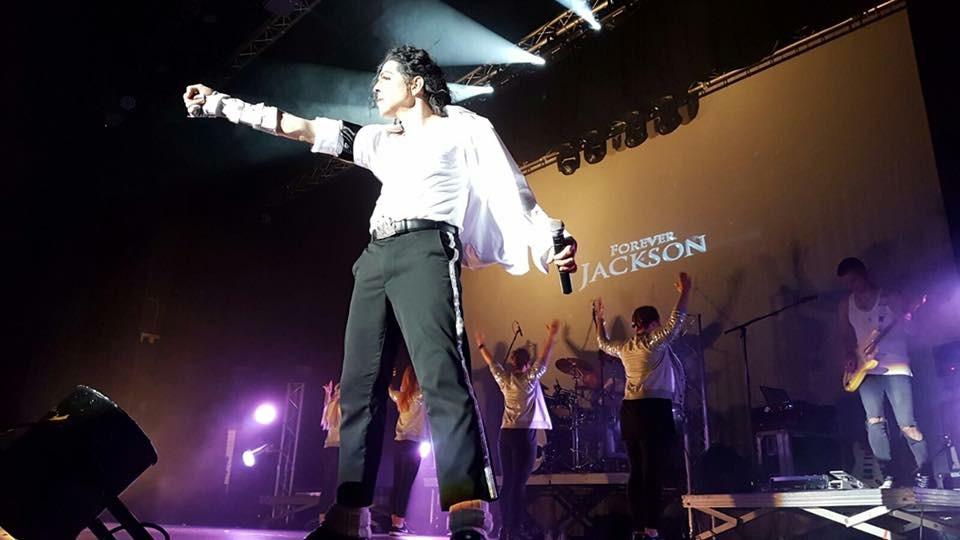 Forever Jackson Live