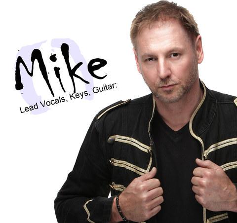 Mike - Vocal, Keys, Guitar