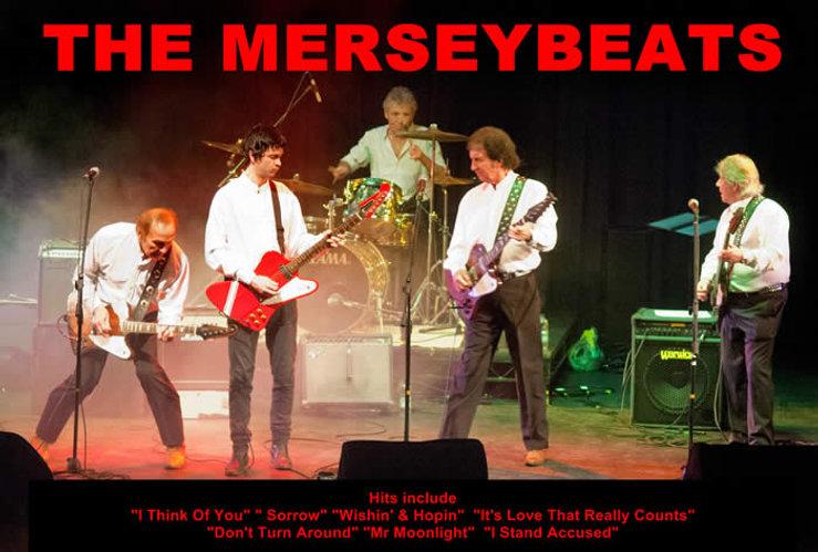 The Merseybeats Live