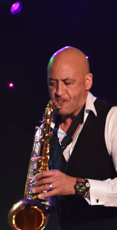 MARK (RAL) - KEYBOARDS AND SAX