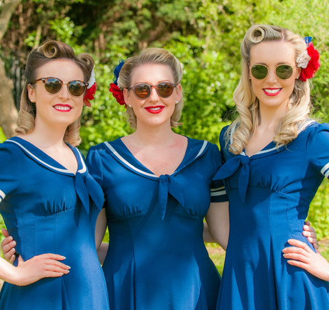 The Bluebird Belles - Summer