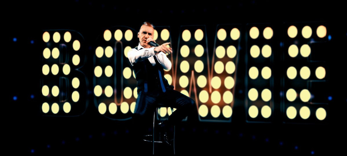 Tribute to David Bowie MJEManagement.com