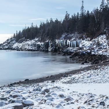 Little Hunters Beach.