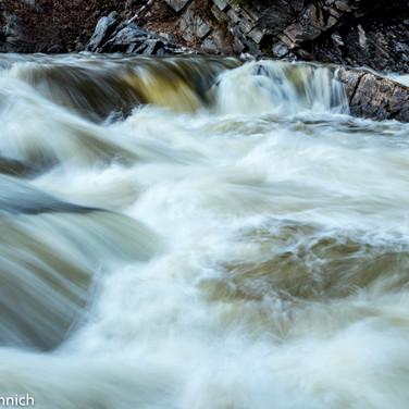 Presumpscot Falls.
