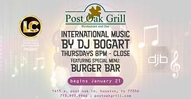 POG International Music Night & Burger B