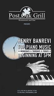 Henry Banrevi Top Piano Music Wednesday thru Friday.jpg