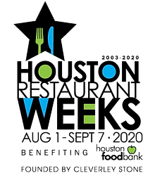 Houston Restaurant Weeks 2020