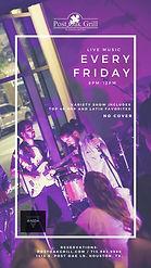 Live Music Fridays - RAGGA- Post Oak Gri