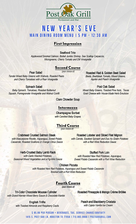 POG MAIN DINING ROOM - NYE  MENU 2020.jp