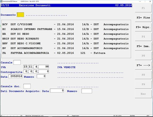 Fatturazione - Software Contabilita' - Scandicci - Firenze - Toscana