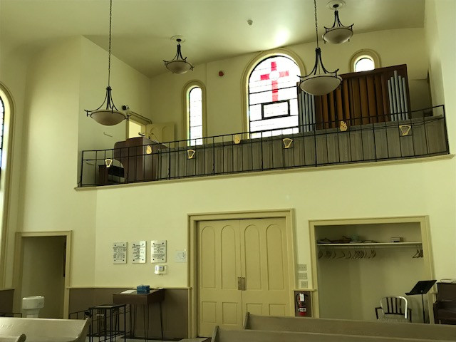 Dowagiac choir loft.JPG