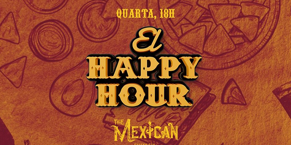 Quarta Happy Hour! Cardápio Promo & Chopp em Dobro (Free Entry) 18/07