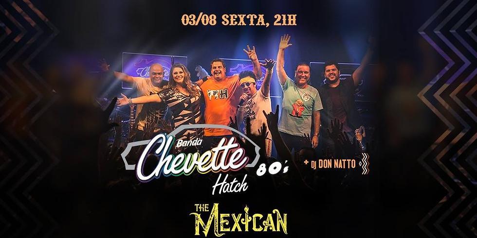 Sexta CALIENTE (Chevette Hatch) 03/08