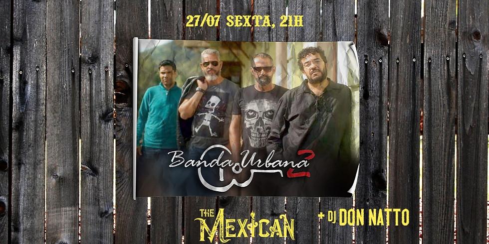 Sexta CALIENTE (Banda Urbana 2) 27/07